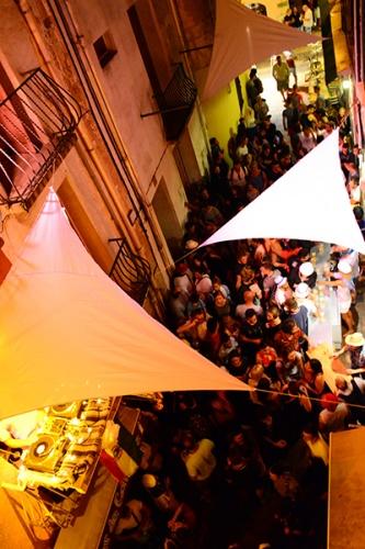 Rue Riere Chez Paco Bar a tapas. 16.08.2014 23h58  DSC_2339