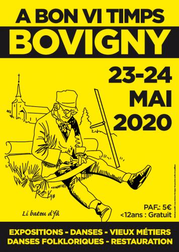23-24 mai, A bon vi timps (ANNULE)
