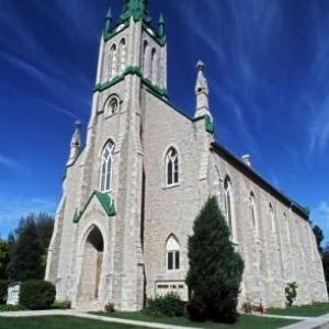 Eglise de pierre