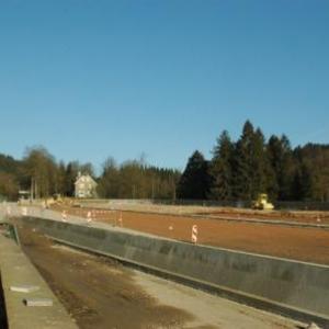 Travaux Circuit Spa-Francorchamps