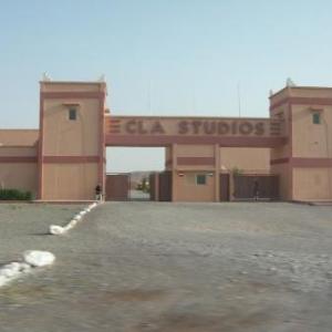 Les studios de cinema de Ouarzazate