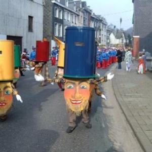 malmedy, carnaval, cwarme, 2007, cortege, trouv le, tchanchousse,  foule,