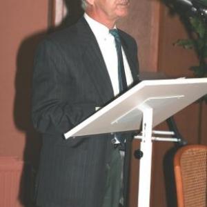 L'allocution du President, M. Roland Heyen