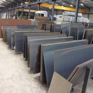 tole acier, galvanise, aluminium, inox