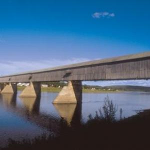 Hartlad Bridge (c) New Brunswick Tourism and Parks