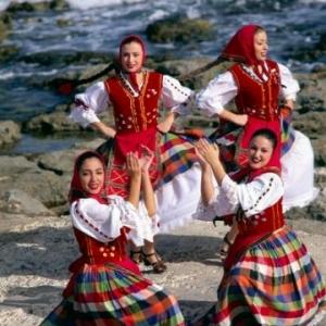 Folk Dancers - (c) Malta Tourism Authority