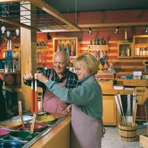 Fabrique de bougies (c) New Brunswick Tourism and Parks