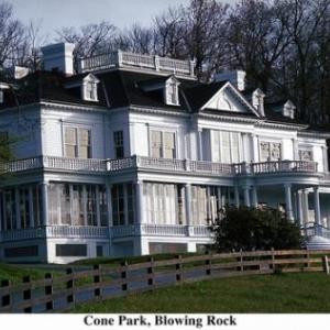 Cone Park, Blowing Rock - (c) North Carolina Tourism Office