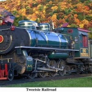 Tweetsie Railroad, Blowing Rock - (c) North Carolina Tourism Office