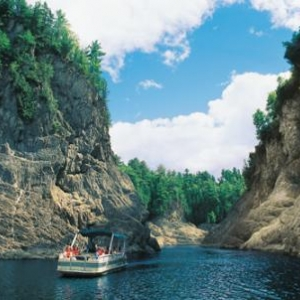 Gorge (c) New Brunswick Tourism and Parks