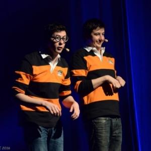 Les Jumeaux. Credit photo: Serge Lepere
