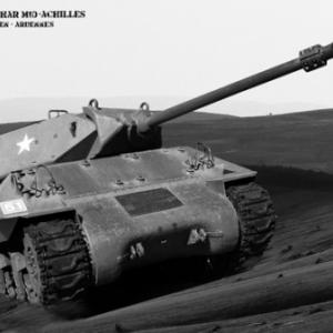 Chasseur de char M 10 - 4 La Roche-En-Ardennes