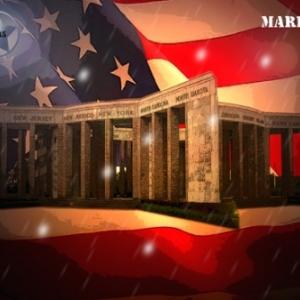 Mardasson Bastogne 1