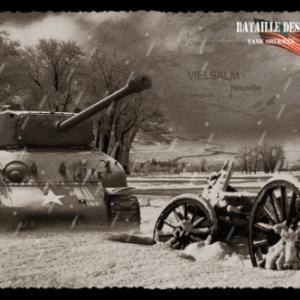 Tank Sherman Vielsalm 4