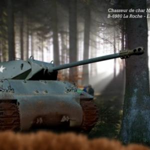 Chasseur de char 1 La Roche-En-Ardennes