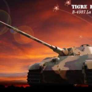 Tigre royal La Gleize 6