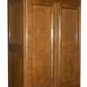 armoire Louis-Philippe en chene ( Normandie, milieu 19eme siecle)