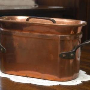 casserole en cuivre