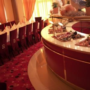 Le restaurant Le Manège