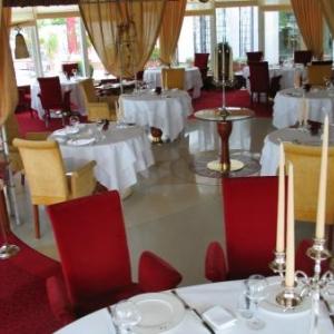 Le restaurant Les Roses