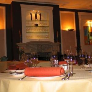 Une table du restaurant Acacia