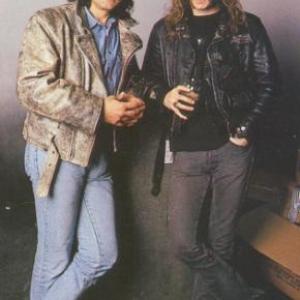 James et son idole Tommy