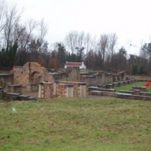 ruines abbaye des dunes