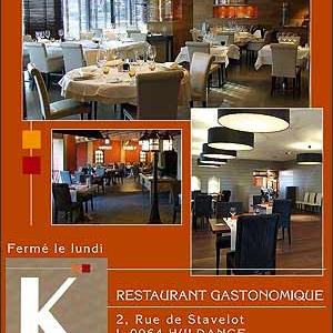 K-Restaurant, knauf