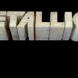 Le fameux logo de Metallica