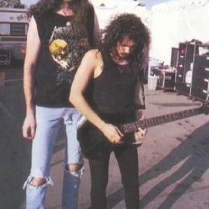 John Marshall remplacant James Hetfield a la guitare