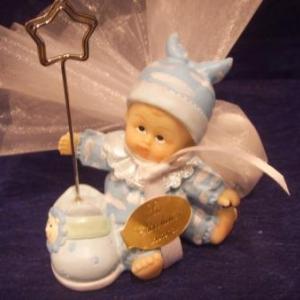 Clip photo bebe bleu 2.26 € garni h 7 cm l 6 cm