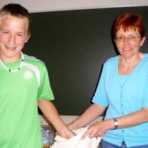 tirage au sort du concours de la dictee 2007