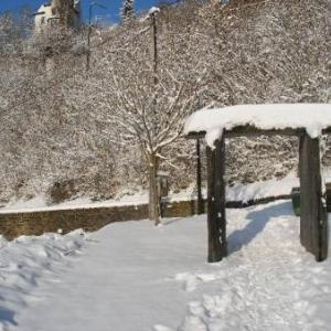 Porte du parc Wery.