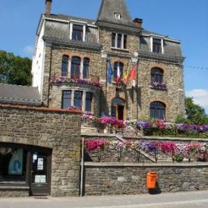 L'hostel de ville, ou maison communale de Houffalize