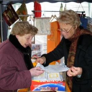 Marie Dubru + et Marie-Louise Dislaire (2007)