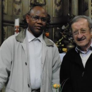 L'officiant et l'organiste