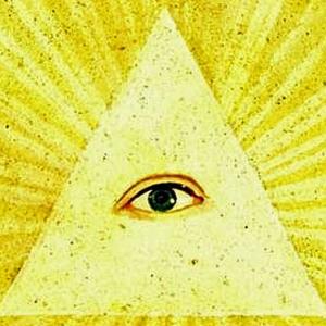 L'oeil de Dieu...