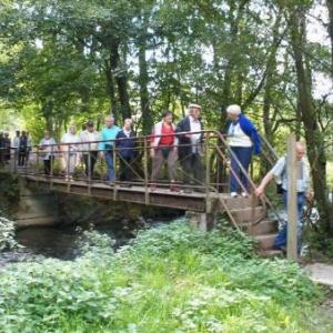 passage de l'Ourthe, pont de l'Ermitage