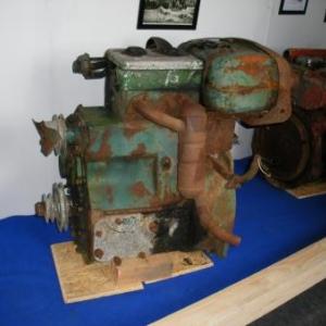 """moteur """"fixe"""""""