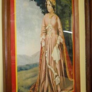 Le portrait de Ranavalona, reine cruelle et nymphomane