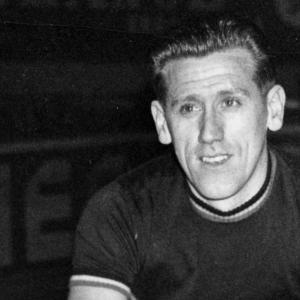 Jean Brankard, 2ème au Tour de France 1955. Photo Belga: sur réclamation, elle sera retirée.