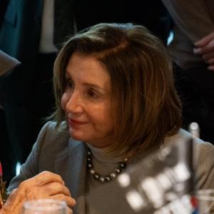 Nancy Pelosi. 19.12.2020. Extrait du site propre de Nancy Pelosi, présidente de la Chambre des USA.