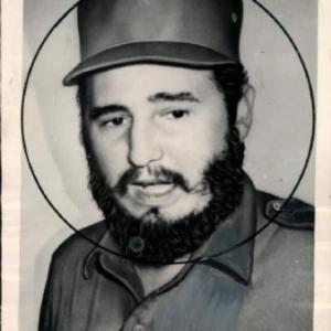 Fidel Castro, La Havane, Cuba, 1961