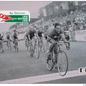 Ferdi Kubler, Gewinner in Luttich (Stadium Rocourt)