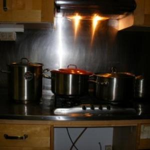 pas de bonne cuisine sans bonnes casseroles