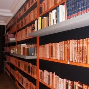 Vaya mundo, Houffalize, bibliotheque