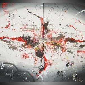 Sebastien Antzorn. Abstrait.