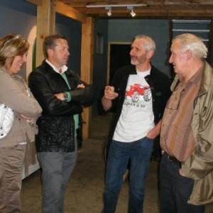 Jean-Bernard Zeler en famille