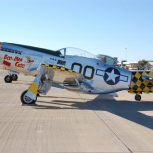 Commemorative Air Force - Midland Air Show