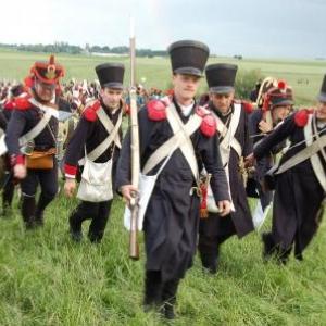Artillerie francaise (Hougoumont)